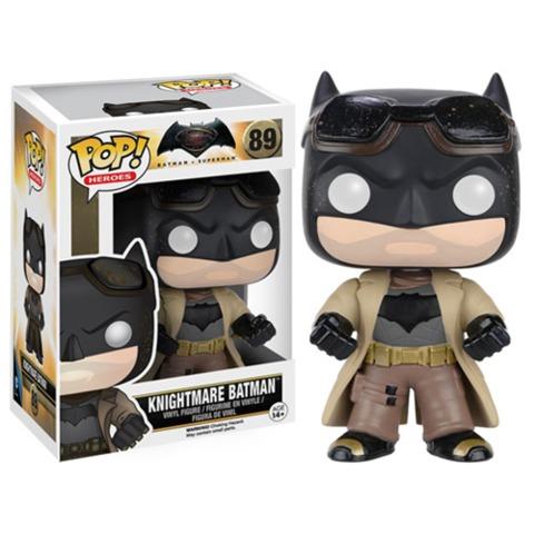 #89 Knightmare Batman