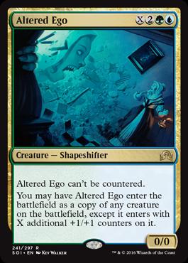 Altered Ego - Foil