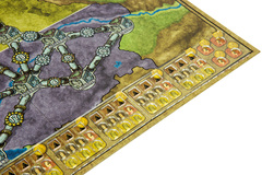 Power Grid Resource Market Trays - 3 count