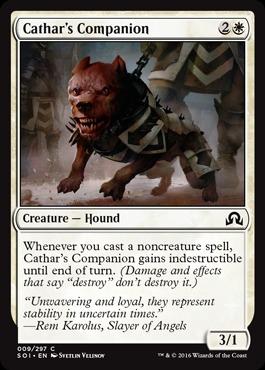 Cathar's Companion - Foil