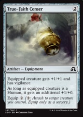 True-Faith Censer - Foil