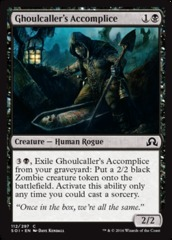 Ghoulcaller's Accomplice - Foil