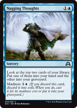 Nagging Thoughts - Foil