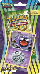 XY Fates Collide 1-Pack Blister - Gastly Promo