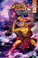 Street Fighter Unlimited #5 (Cover A - Genzoman Story)