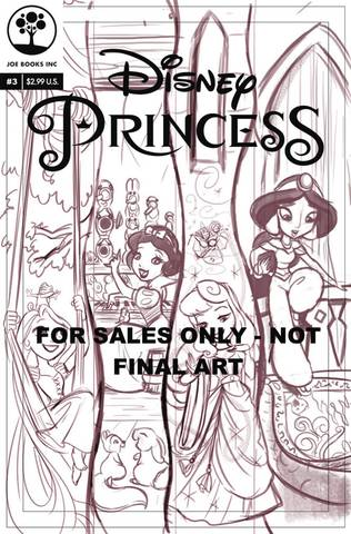 Disney Princess #3