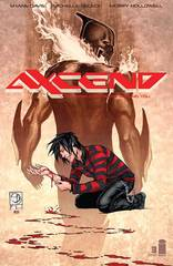Axcend #3 Cvr A (Mr)