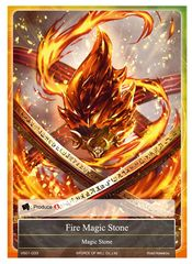 Flame Magic Stone - VS01-033 - C