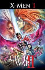 Civil War II: X-Men #1 (Of 4)