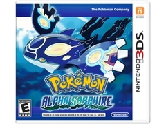 Pokemon Alpha Saphire