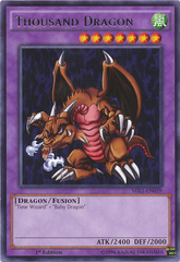 Thousand Dragon - MIL1-EN039 - Rare - 1st Edition