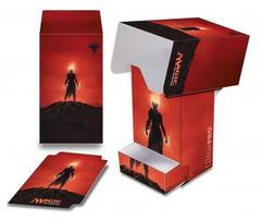 Full View Art Deck Box Planeswalker - Chandra