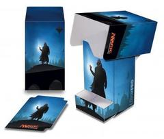 Planeswalker -  Jace Full View Deck Box with Tray for Magic