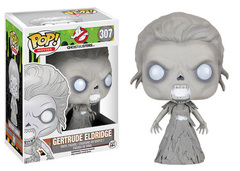 #307 - Ghostbusters - Gertrude Eldridge