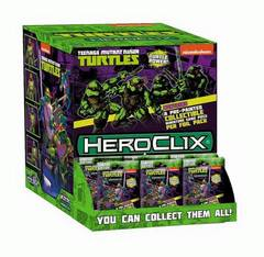HeroClix - Teenage Mutant Ninja Turtles - Gravity Feed Display