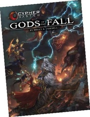 Cypher System RPG - Gods of the Fall Campaign Setting