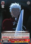 End of Fight Archer - FS/S36-E062 - U