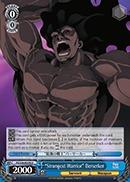 Strongest Warrior Berserker - FS/S36-E078 - U