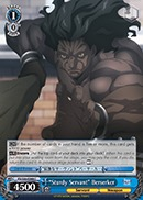 Sturdy Servant Berserker - FS/S36-E088 - C