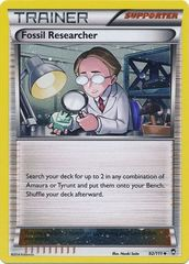 Fossil Researcher - 92/111 - Alternate Holo - Promo on Channel Fireball