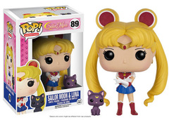 89 - Sailor Moon & Luna