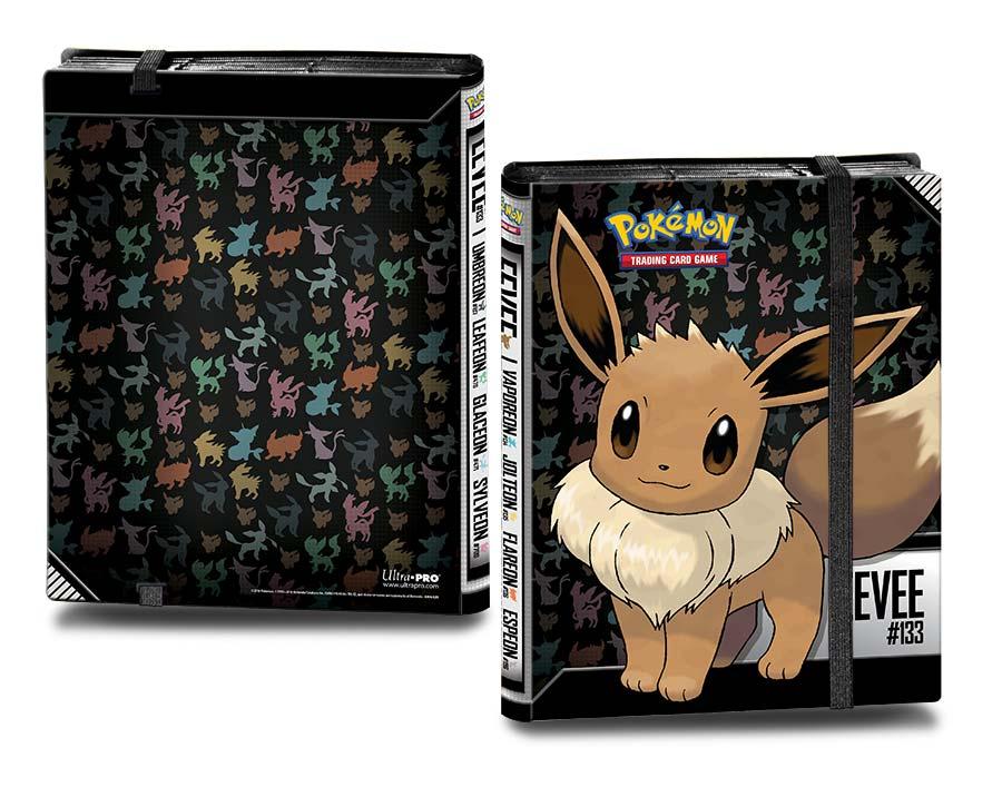 Pokemon TCG - Eevee -  9-Pocket PRO-Binder