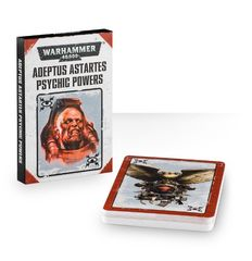 Warhammer 40,000 - Adeptus Astartes Psychic Powers