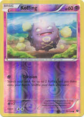 Koffing - 27/124 - Common - Reverse Holo