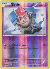Spoink - 30/124 - Common - Reverse Holo