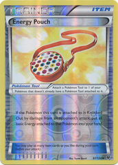 Energy Pouch - 97/124 - Uncommon - Reverse Holo