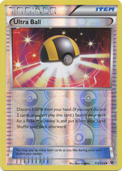 Ultra Ball - 113/124 - Uncommon - Reverse Holo