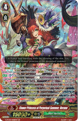 Flower Princess of Perpetual Summer, Verano - G-FC03/008 - GR on Channel Fireball