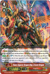 Flame Emperor Dragon King, Irresist Dragon - G-FC03/013 - RRR