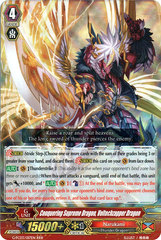 Conquering Supreme Dragon, Voltechzapper Dragon - G-FC03/017 - RRR on Channel Fireball