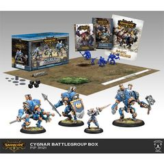 Cygnar - Battlegroup (WarMachine) - MK III