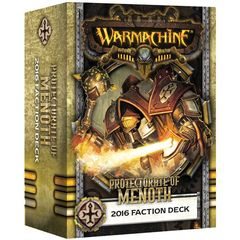 Protectorate of Menoth 2016 Faction Deck (MK III)