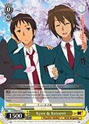 Kyon & Koizumi - SY/WE09-E01 - C