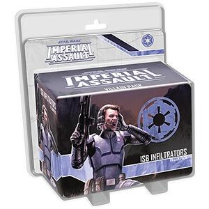 Star Wars Imperial Assault Villain Pack - ISB Infiltrators Villain Pack