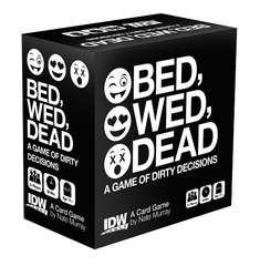 Bed, Wed, Dead Card Game