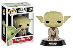 #124 - Dagobah Yoda (Star Wars)