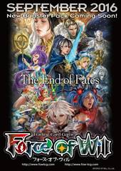 The End of Fates - Booster Pack