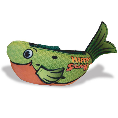 Happy Salmon: Green