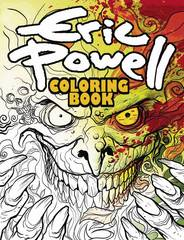Eric Powell Coloring Book Sc #1