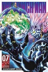 One-Punch Man Graphic Novel Vol 07