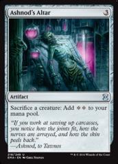 Ashnod's Altar - Foil
