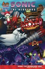 Sonic The Hedgehog #286 Cvr A  Reg Schoening