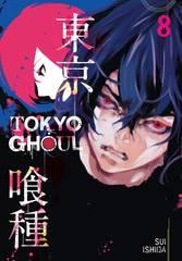 Tokyo Ghoul Gn Vol 08 (Mr)