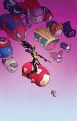 All New Wolverine #11 Parker Tsum Tsum Var