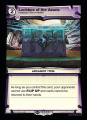Lockbox of the Aeons - Foil