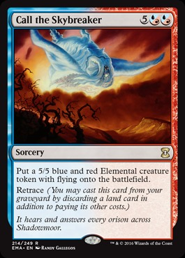 Call the Skybreaker - Foil